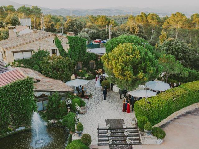 La boda de Alex y Meritxell en Sentmenat, Barcelona 153