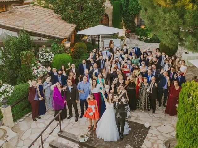 La boda de Alex y Meritxell en Sentmenat, Barcelona 155