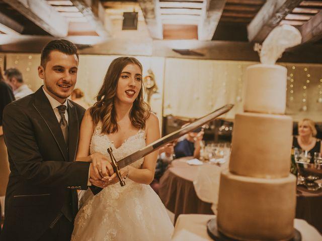 La boda de Alex y Meritxell en Sentmenat, Barcelona 187