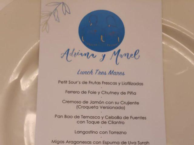 La boda de Adriana y Manel en Zaragoza, Zaragoza 2