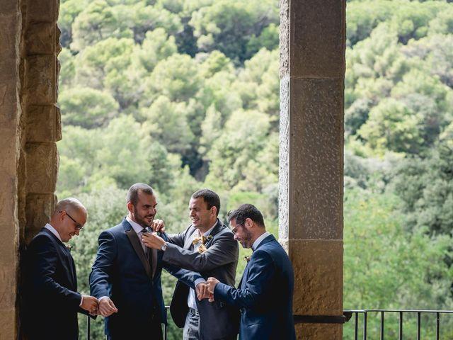 La boda de Lorena y Javi en Sant Feliu De Codines, Barcelona 15