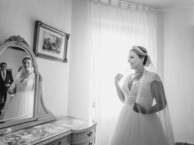 La boda de Lorena y Javi en Sant Feliu De Codines, Barcelona 28