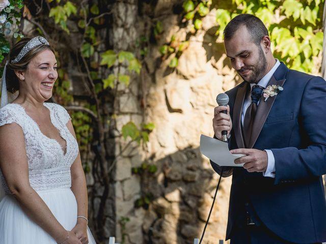 La boda de Lorena y Javi en Sant Feliu De Codines, Barcelona 41
