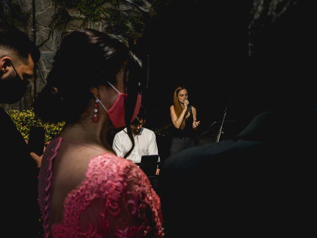La boda de Lorena y Javi en Sant Feliu De Codines, Barcelona 42