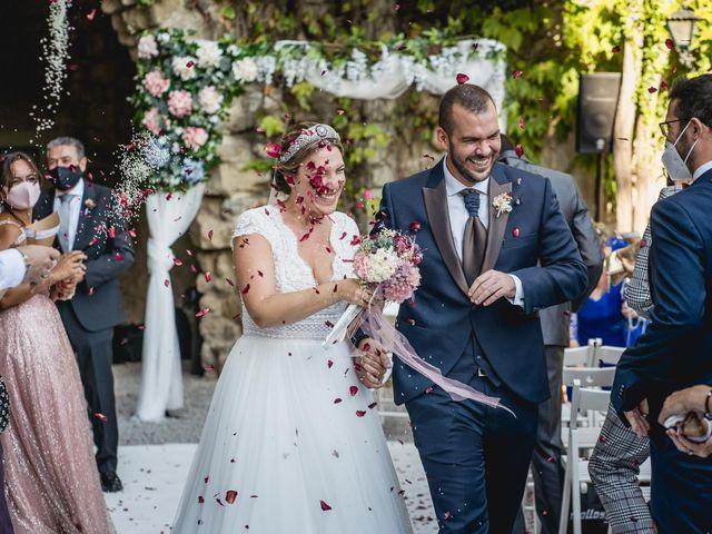 La boda de Lorena y Javi en Sant Feliu De Codines, Barcelona 44