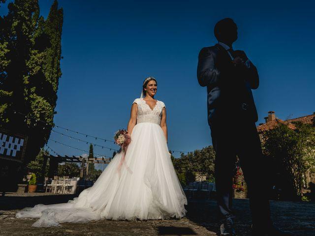 La boda de Lorena y Javi en Sant Feliu De Codines, Barcelona 46