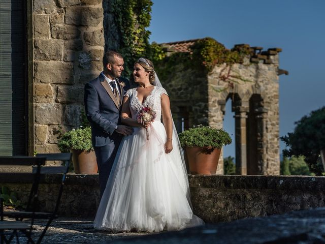 La boda de Lorena y Javi en Sant Feliu De Codines, Barcelona 48