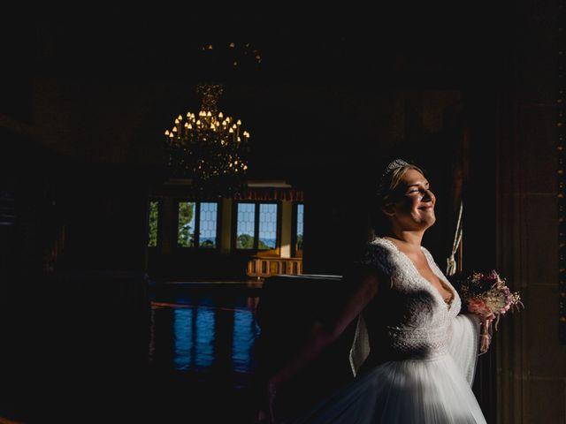 La boda de Lorena y Javi en Sant Feliu De Codines, Barcelona 54