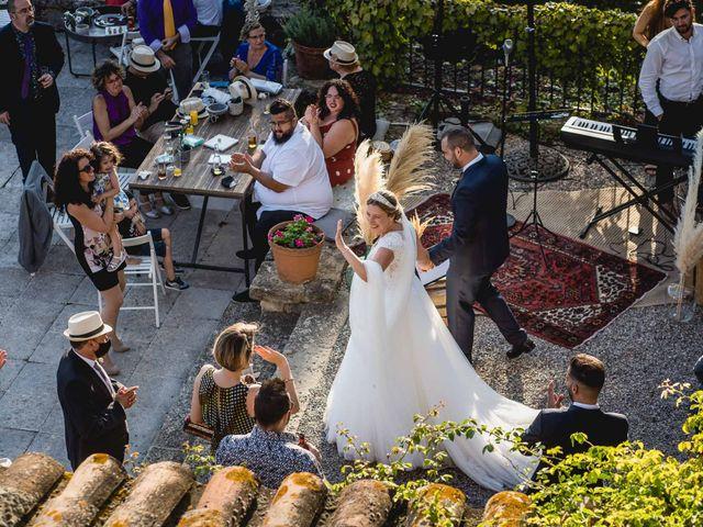 La boda de Lorena y Javi en Sant Feliu De Codines, Barcelona 56
