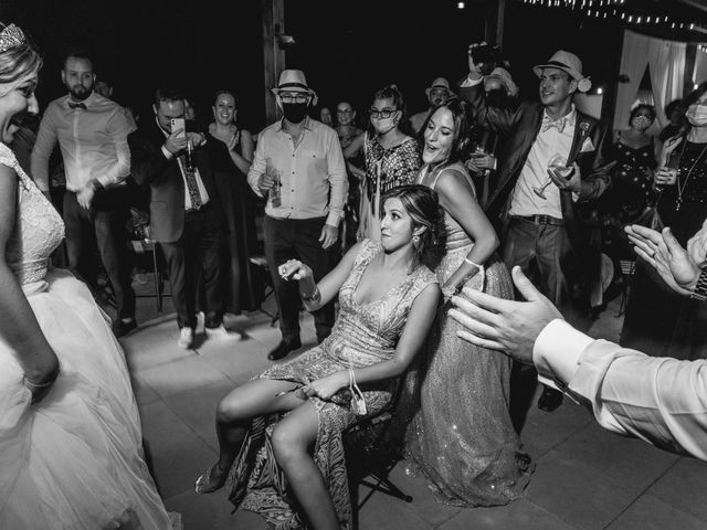 La boda de Lorena y Javi en Sant Feliu De Codines, Barcelona 77