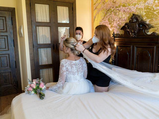 La boda de Viridiana y Benito en Valdilecha, Madrid 37