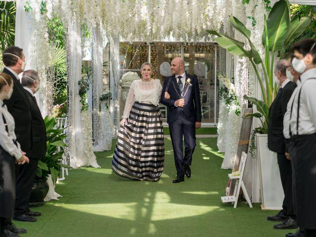 La boda de Viridiana y Benito en Valdilecha, Madrid 38