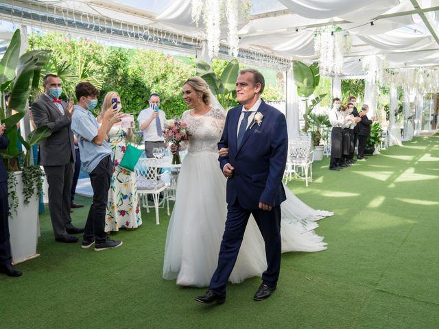 La boda de Viridiana y Benito en Valdilecha, Madrid 39