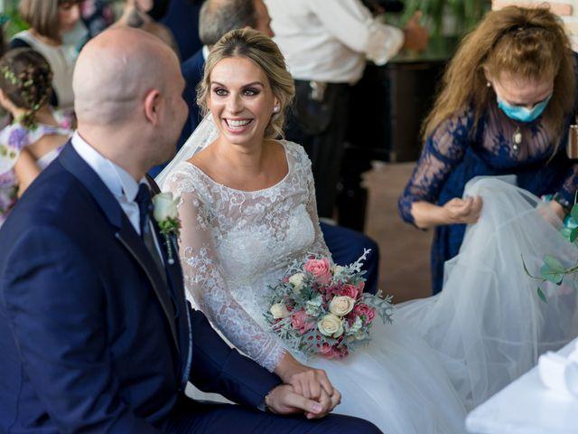 La boda de Viridiana y Benito en Valdilecha, Madrid 41