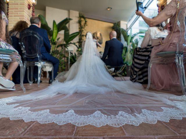 La boda de Viridiana y Benito en Valdilecha, Madrid 43