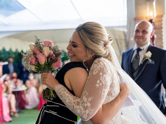 La boda de Viridiana y Benito en Valdilecha, Madrid 45