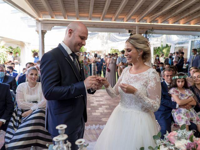 La boda de Viridiana y Benito en Valdilecha, Madrid 51