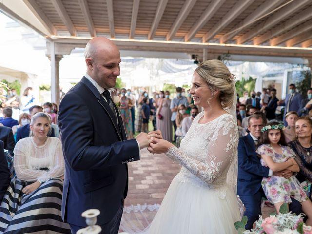 La boda de Viridiana y Benito en Valdilecha, Madrid 52