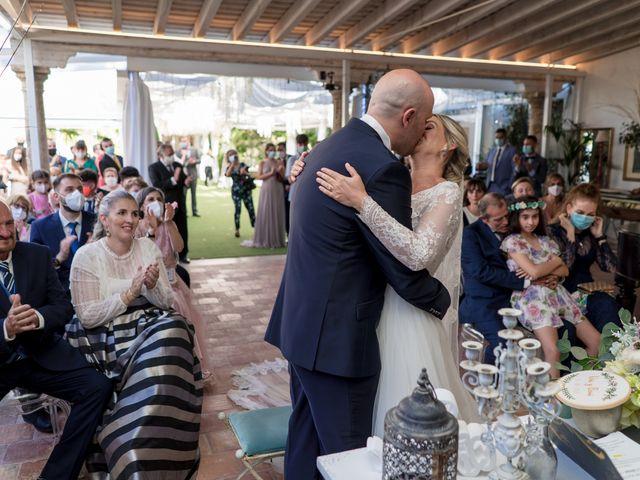 La boda de Viridiana y Benito en Valdilecha, Madrid 54
