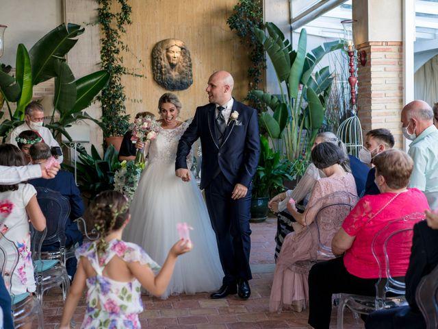 La boda de Viridiana y Benito en Valdilecha, Madrid 55