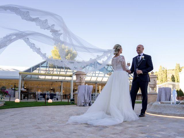 La boda de Viridiana y Benito en Valdilecha, Madrid 59