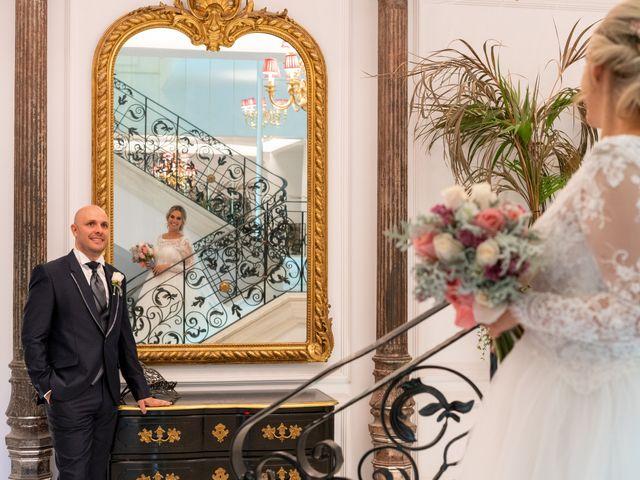 La boda de Viridiana y Benito en Valdilecha, Madrid 65
