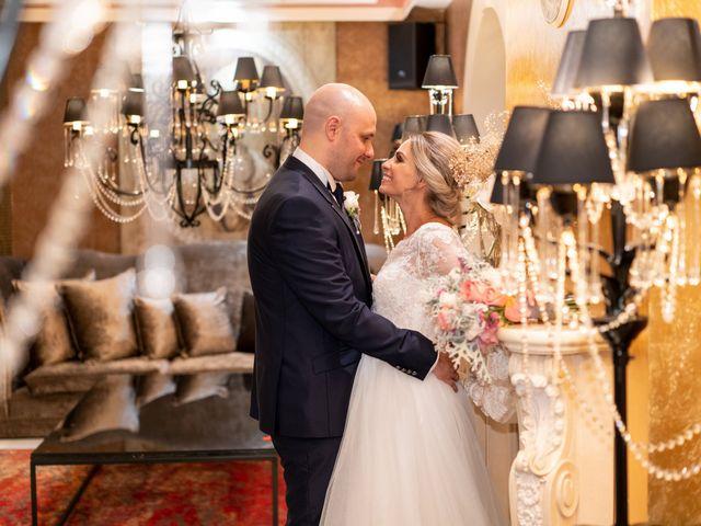 La boda de Viridiana y Benito en Valdilecha, Madrid 68