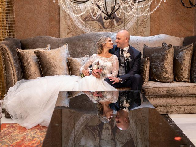 La boda de Viridiana y Benito en Valdilecha, Madrid 69
