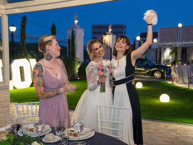 La boda de Viridiana y Benito en Valdilecha, Madrid 77