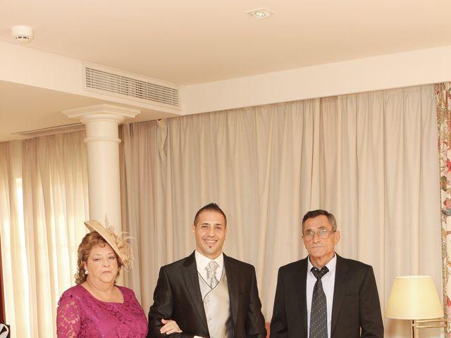La boda de Javier y Rosa en Carmona, Sevilla 5