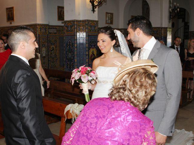 La boda de Javier y Rosa en Carmona, Sevilla 12