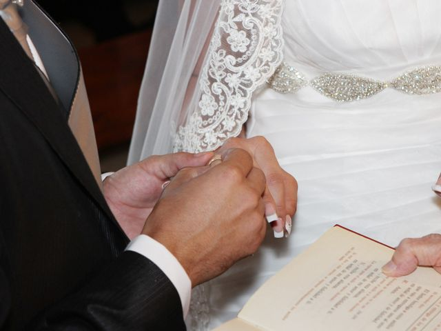 La boda de Javier y Rosa en Carmona, Sevilla 14
