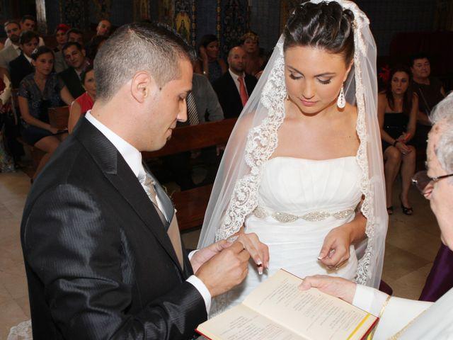 La boda de Javier y Rosa en Carmona, Sevilla 15