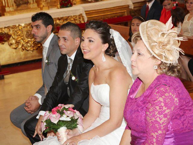 La boda de Javier y Rosa en Carmona, Sevilla 16