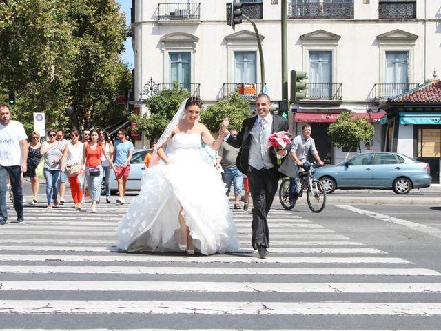 La boda de Javier y Rosa en Carmona, Sevilla 21