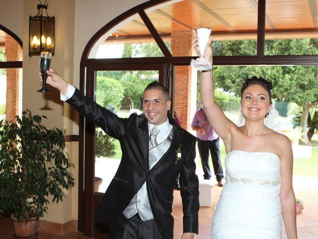 La boda de Javier y Rosa en Carmona, Sevilla 22