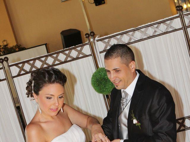 La boda de Javier y Rosa en Carmona, Sevilla 23