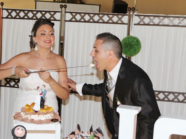 La boda de Javier y Rosa en Carmona, Sevilla 24