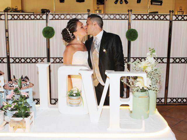 La boda de Javier y Rosa en Carmona, Sevilla 25