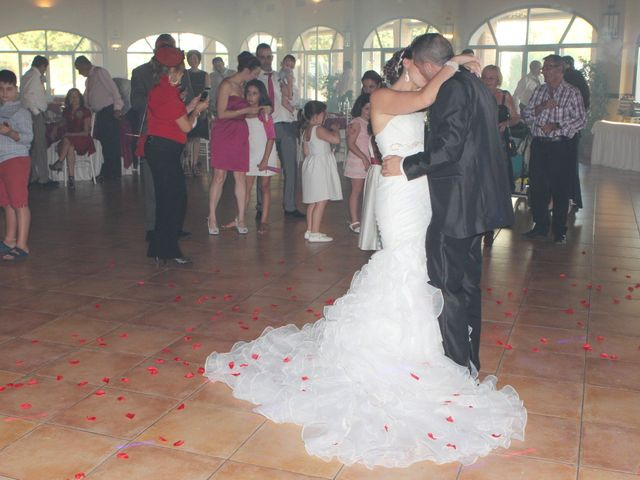 La boda de Javier y Rosa en Carmona, Sevilla 26