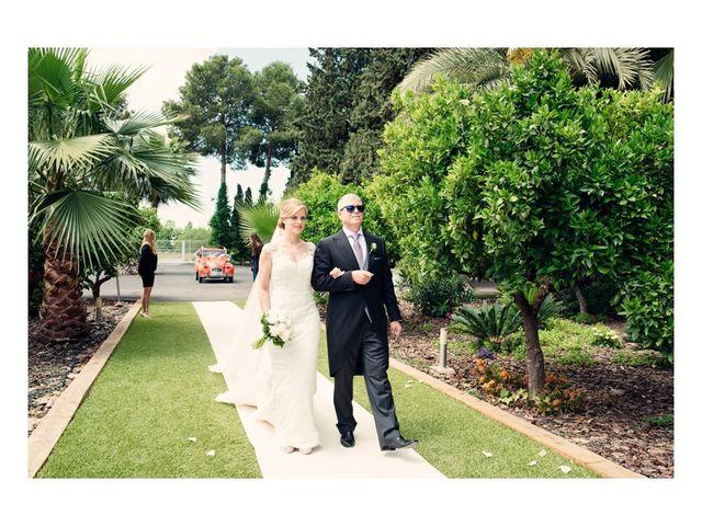 La boda de Miguel y Natalia en Puente Tocinos, Murcia 22