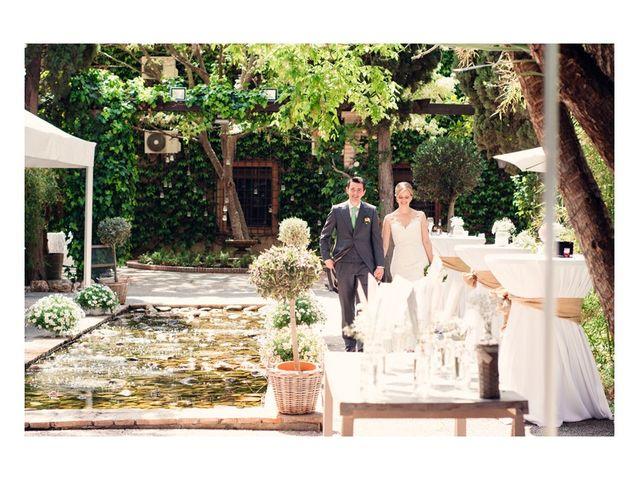 La boda de Miguel y Natalia en Puente Tocinos, Murcia 32