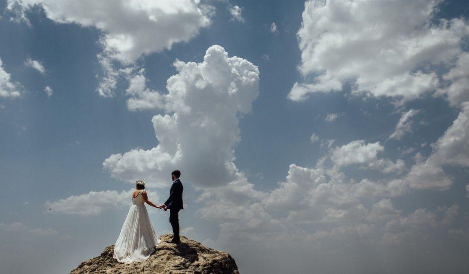 La boda de Flor y Nazaret en Cortegana, Huelva