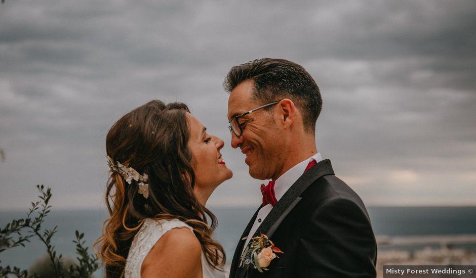 La boda de Juan y Bea en Alacant/alicante, Alicante