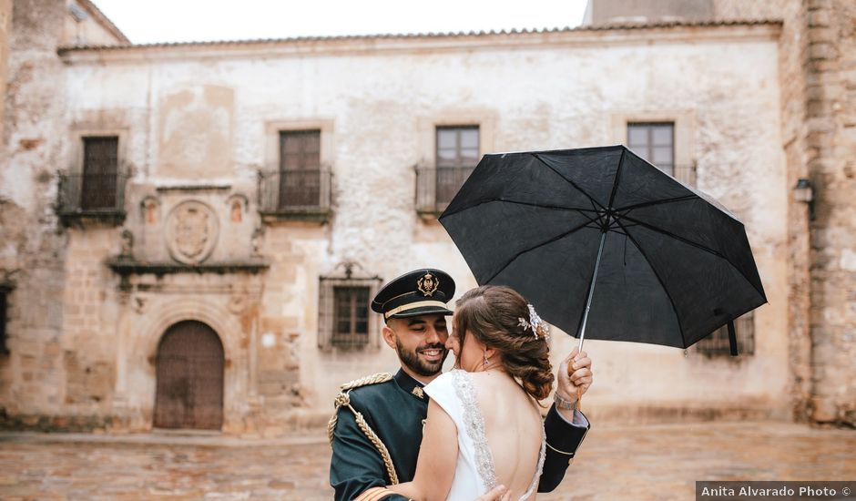La boda de Alejandro y Marta en Cáceres, Cáceres