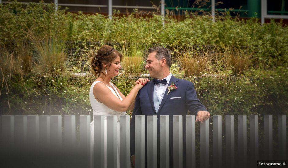 La boda de Aitor y Elena en Vitoria-gasteiz, Álava