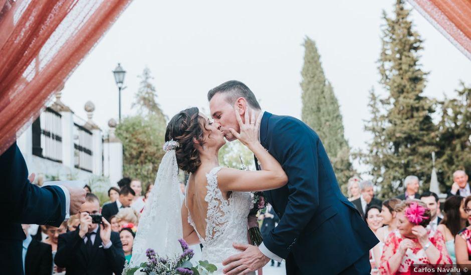 La boda de Alberto y Marina en Córdoba, Córdoba