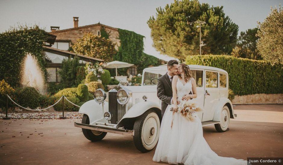 La boda de Alex y Meritxell en Sentmenat, Barcelona
