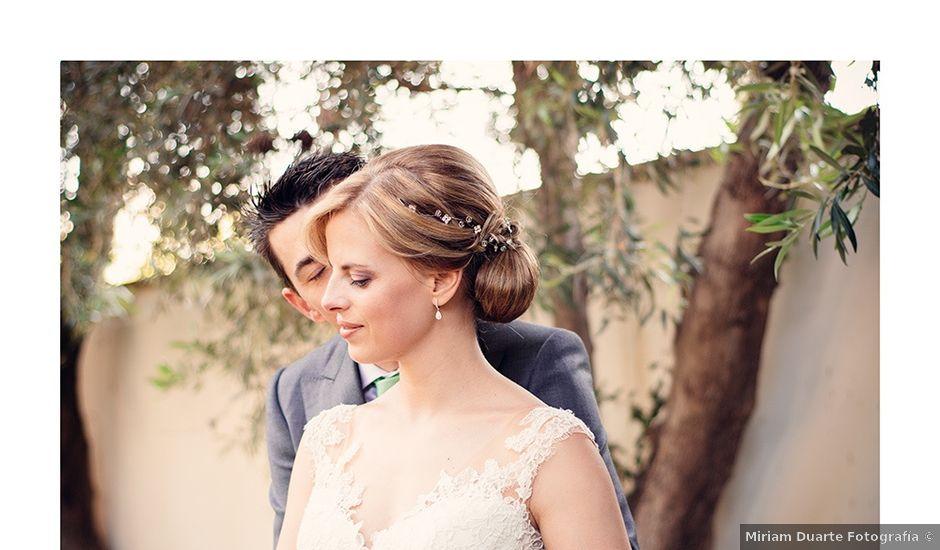 La boda de Miguel y Natalia en Puente Tocinos, Murcia