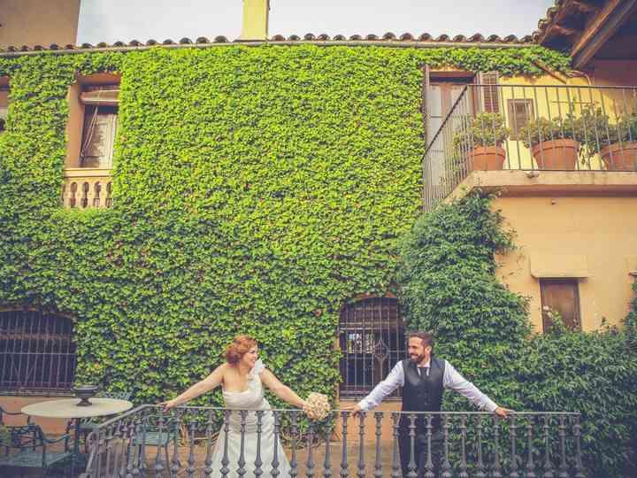 La boda de Davinia y Jordi